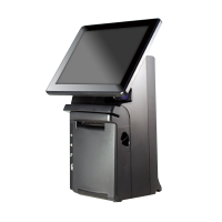 POS-терминал Posiflex All-In-One JIVA HS-2310