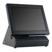 POS-терминал Posiflex All-In-One JIVA XP-3315E