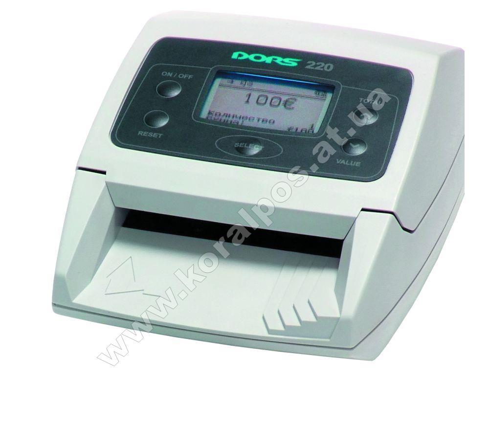 Детектор валют DORS 220