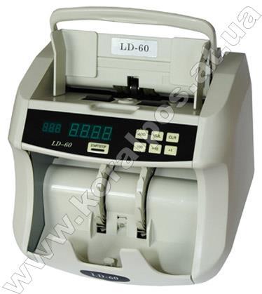 Cчетчик банкнот Speed LD-60