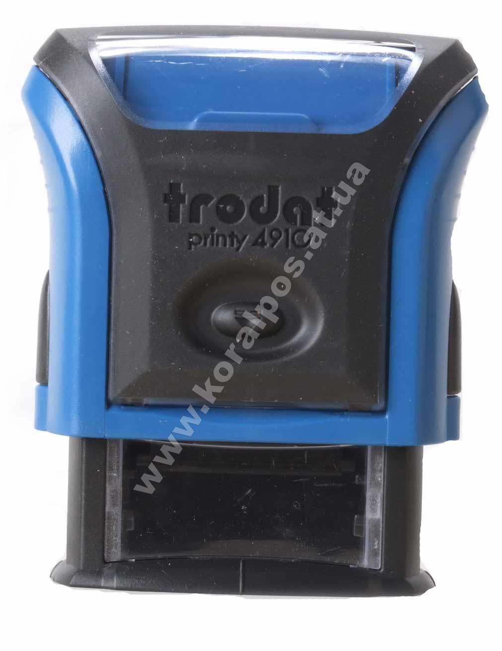 Оснастка для штампа Trodat 4910