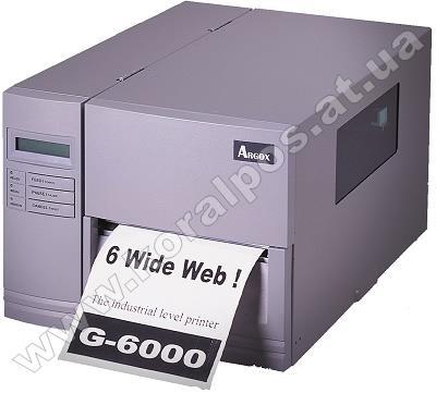 Принтеры этикеток Argox Grand 6000