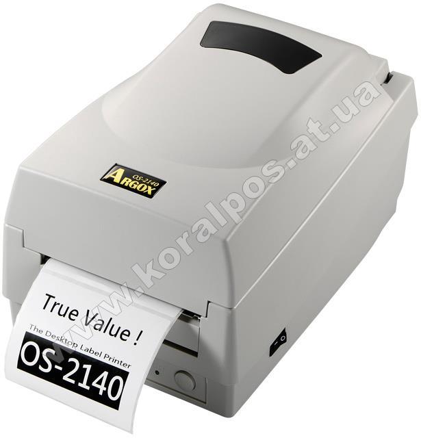Принтер этикеток Argox OS 2140D
