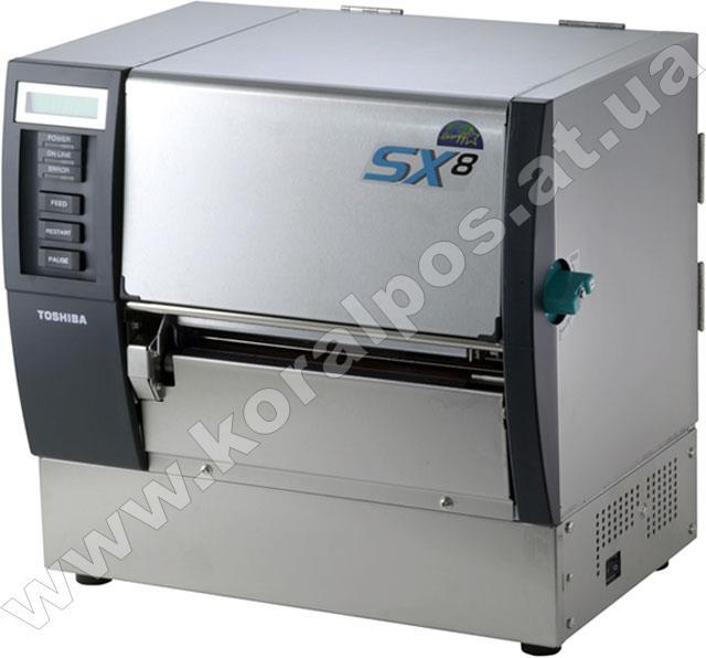 Принтеры этикеток Toshiba TEC B-SX6T