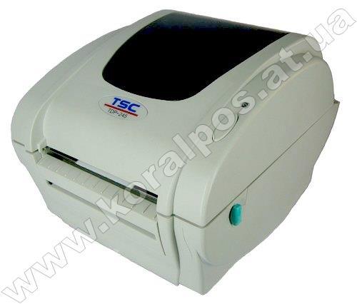 Принтер этикеток TSC TTP-245 Plus