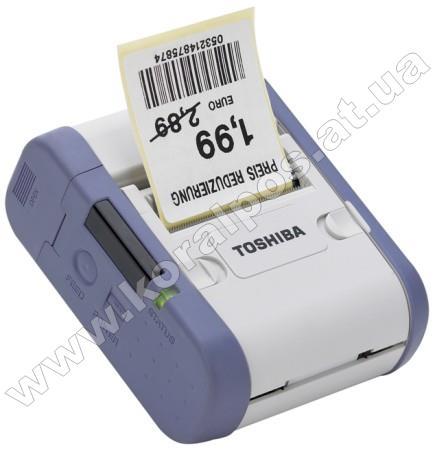 Мобильный принтер Toshiba TEC B-SP2D