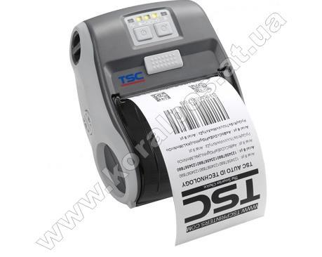 Мобильный принтер чеков TSC Alpha-3R Wi-Fi