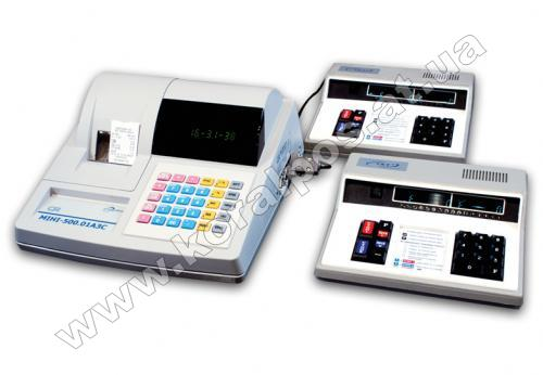 Фискальный регистратор Mini 500.01 АЗС (Мини 500.01 АЗС)
