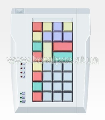 POS-клавиатуры LPOS-032