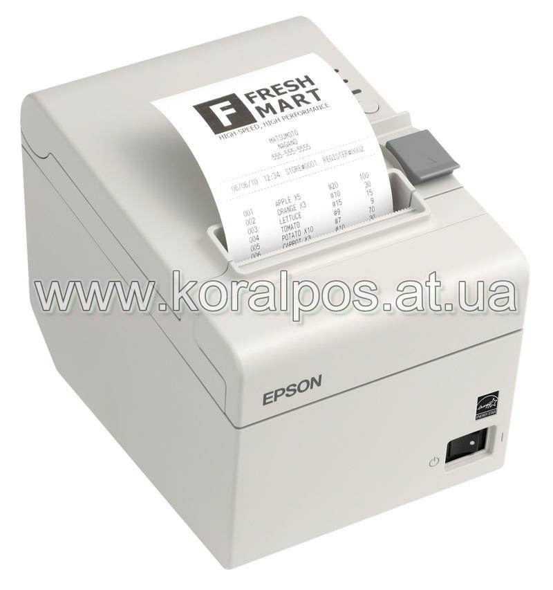 POS-принтер Epson TM-T20