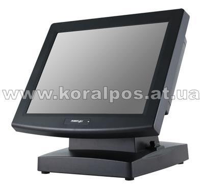 Сенсорный POS монитор Posiflex TM-8115G-B