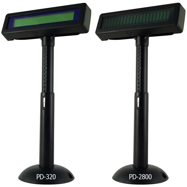 Дисплей покупателя Posiflex PD-2800 / PD-320