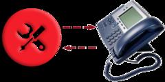 Техническая поддержка по телефону